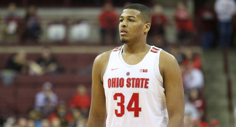 Kaleb Wesson Puts Together Complete Performance Against ...