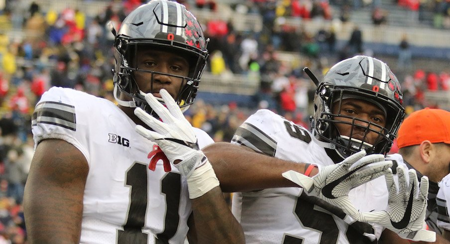 Jalyn Holmes and Tyquan Lewis