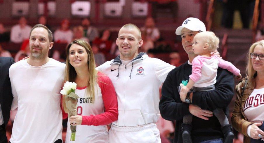 Bo Jordan and Family