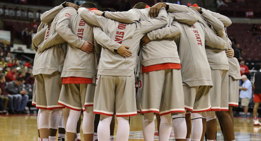 2017-18 Ohio State Basketball team.