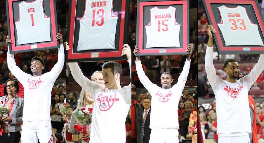 Ohio State seniors