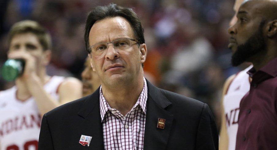 Former Indiana basketball coach Tom Crean