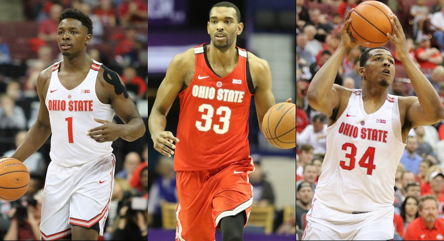 Tate, Bates-Diop, Wesson