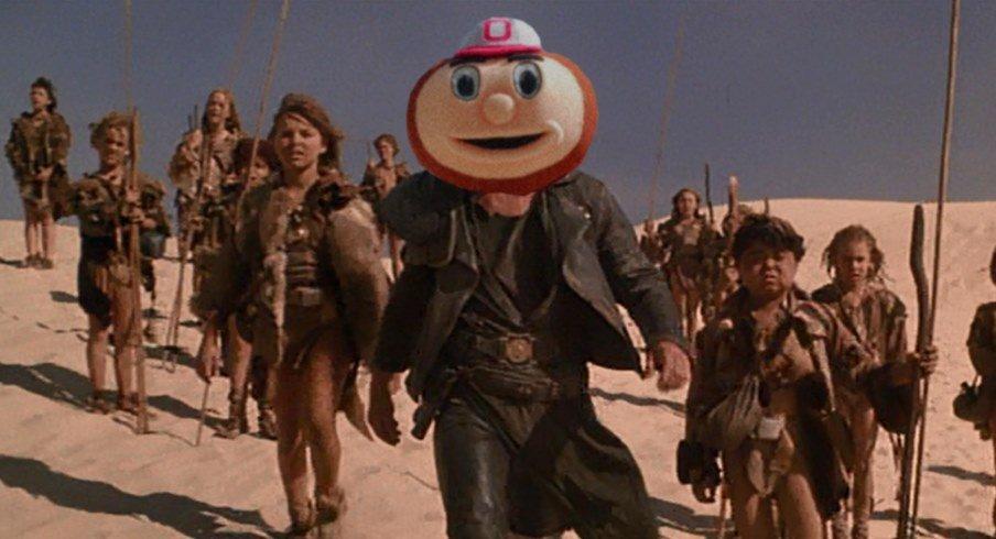 It's a mad mad mad mad mad mad Brutus