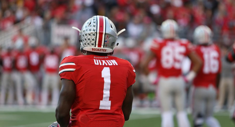 Johnnie Dixon's break out season began in the spring.