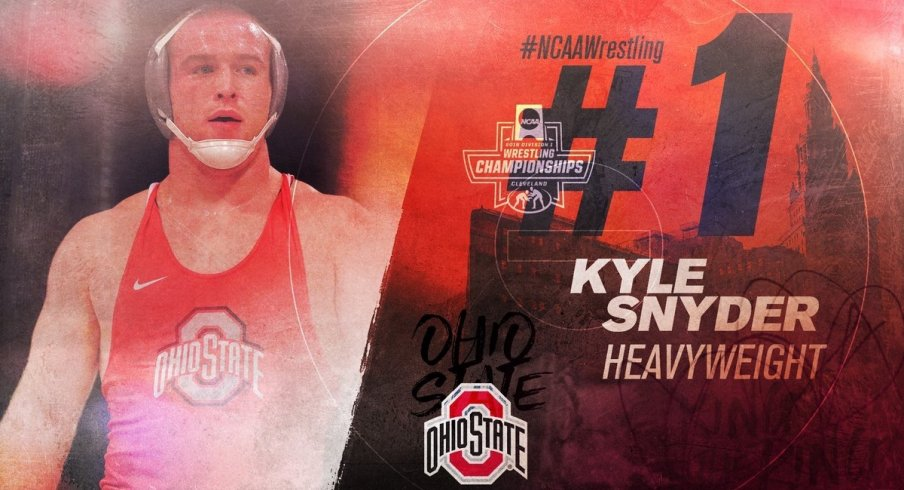 Kyle Snyder: The No. 1 Seed