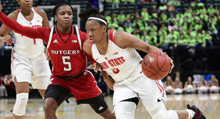 Kelsey Mitchell named second team All-American.