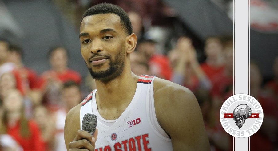 Keita Bates-Diop plays for the March 14th 2018 Skull Session