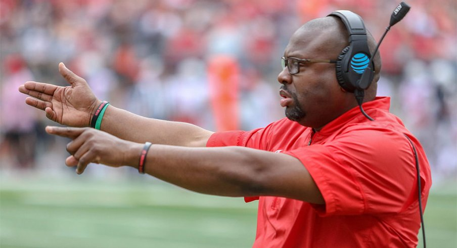 Tony Alford and the Buckeyes have made tremendous use of a number of talented athletes.