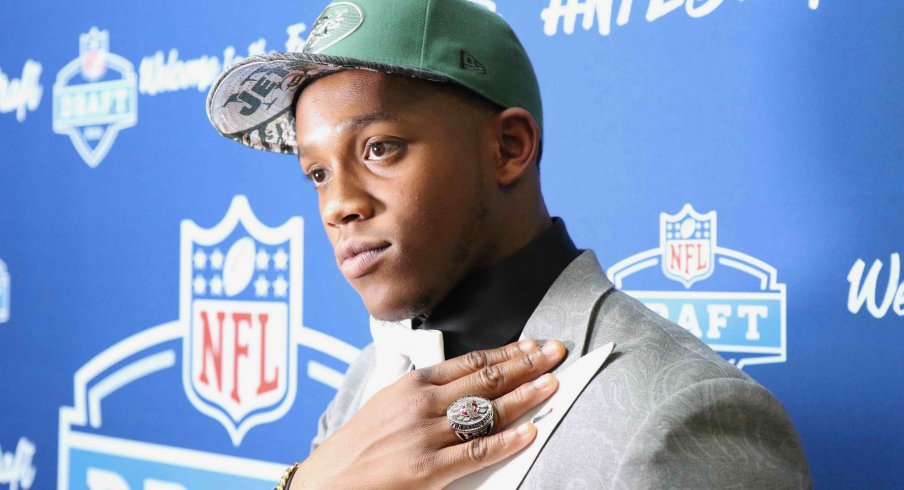 Darron Lee on Draft Day