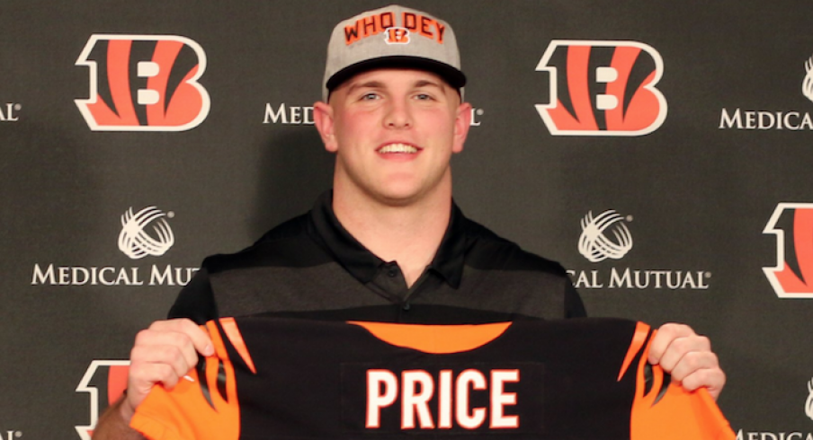 Billy Price is the next great slob to dominate in the NFL.