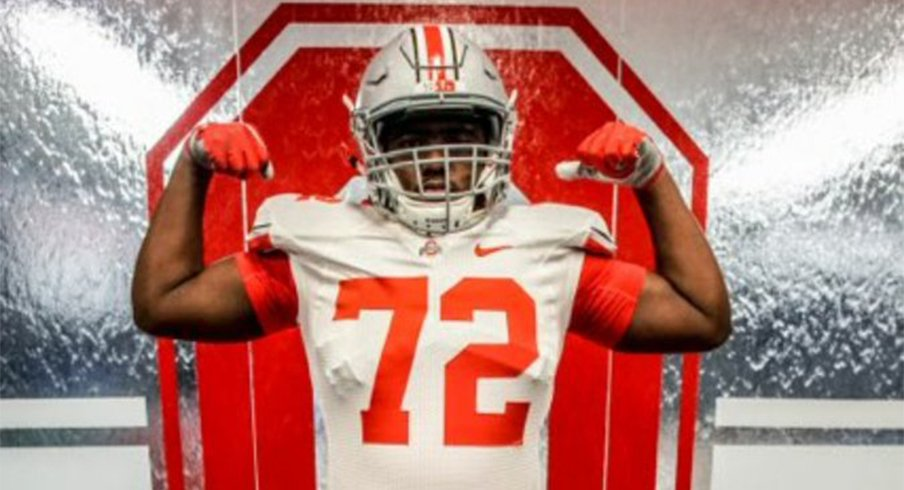 Ohio State could be on the verge of adding another talented in-state lineman.