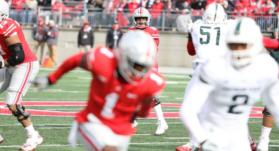One of Chip Kelly's core pass concepts became a favorite in Columbus last fall. Now the Buckeyes will look to find new ways to keep defense from expecting it.