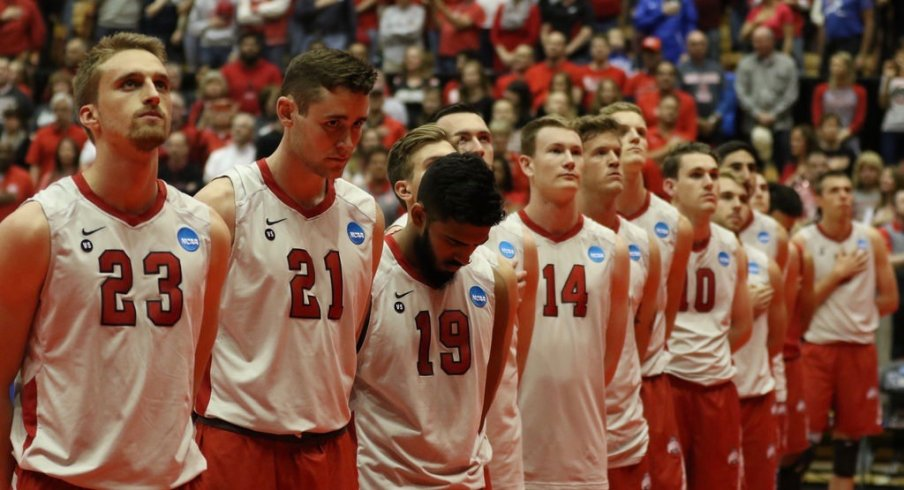 Around the Oval: Men's Volleyball Falls in Semis, Men's ...