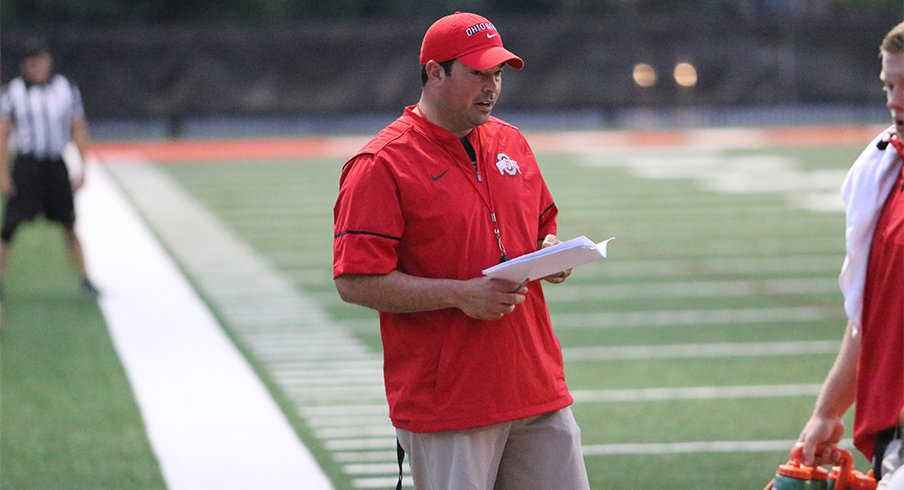 Ryan Day and Urban Meyer are still looking for their guy for the Class of 2019.