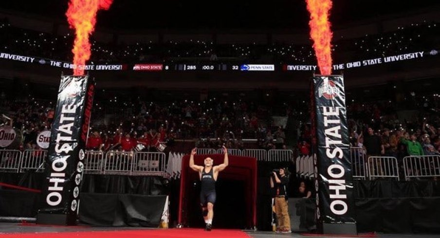 Penn State Wrestling Schedule 2019 Ohio State Releases 2018 2019 Wrestling Schedule; Penn State