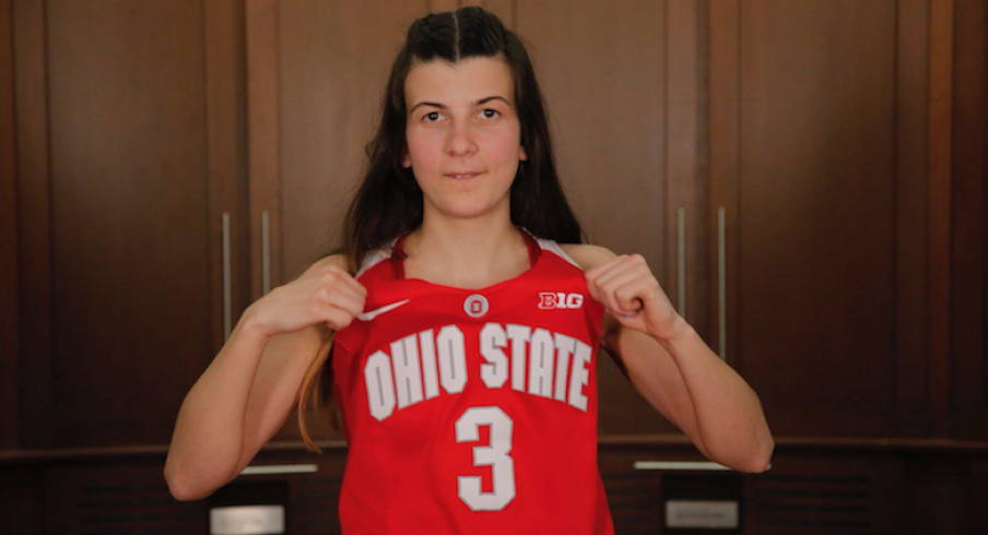 Carmen Grande commits to Ohio State.