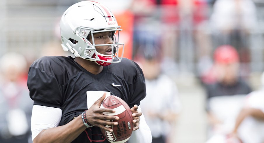How the Buckeyes will build their offense around Dwayne Haskins is one of the biggest questions going into their 2018 season.