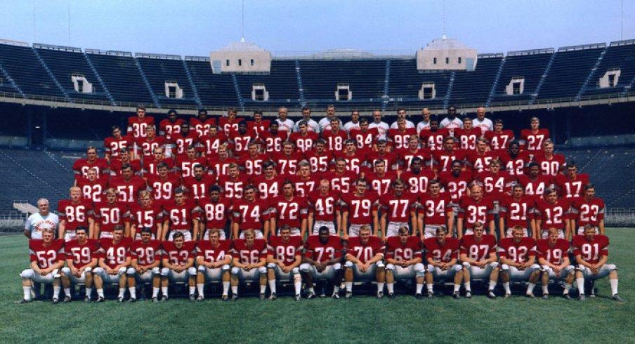 Ohio State football 1968