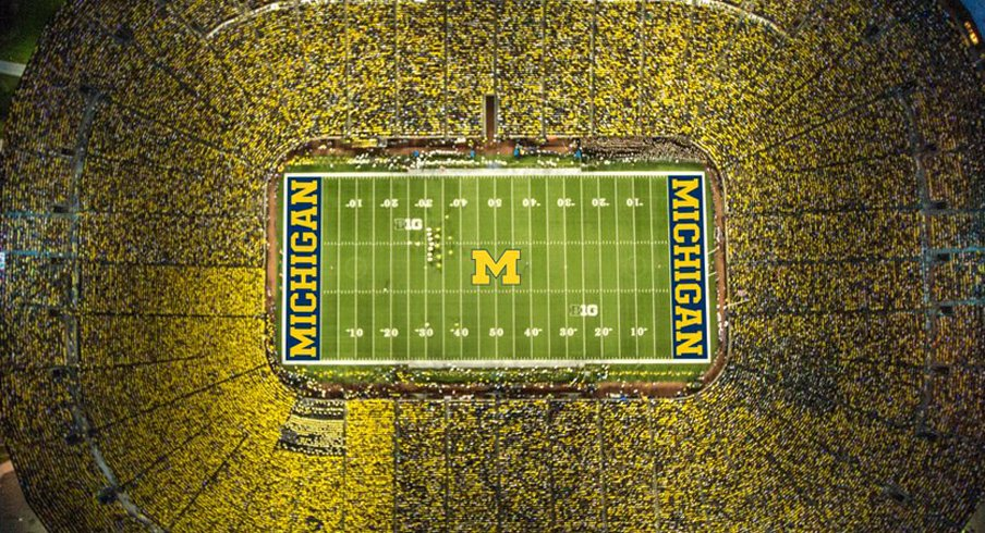 Michigan Will Paint Its End Zones Blue for the First Time in Program History | Eleven Warriors