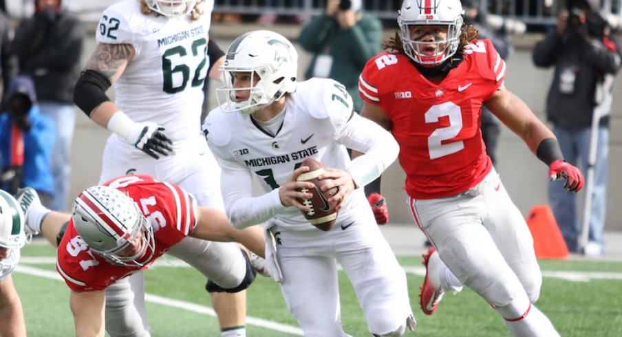 Nick Bosa and Chase Young will eat quarterbacks.