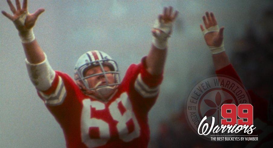 99 Warriors: No. 68, Jim Stillwagon