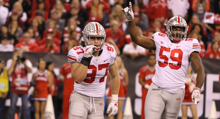 Nick Bosa and Tyquan Lewis