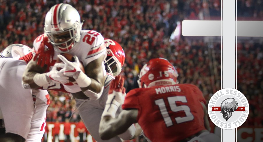 36a75acde4a Skull Session: Braxton Miller Says Dwayne Haskins Will Win the ...