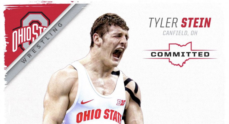 State Champion Tyler Stein Commits To Wrestle At Ohio State | Eleven