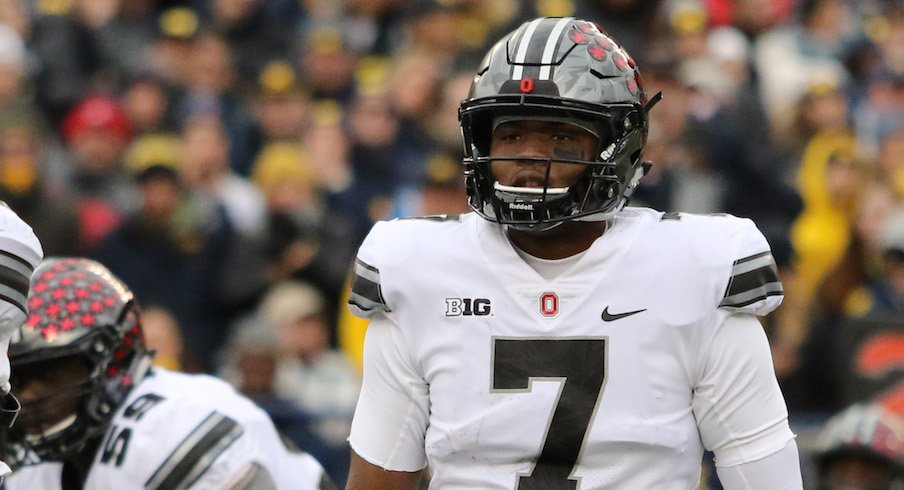 Dwayne Haskins is Ohio State's starter.