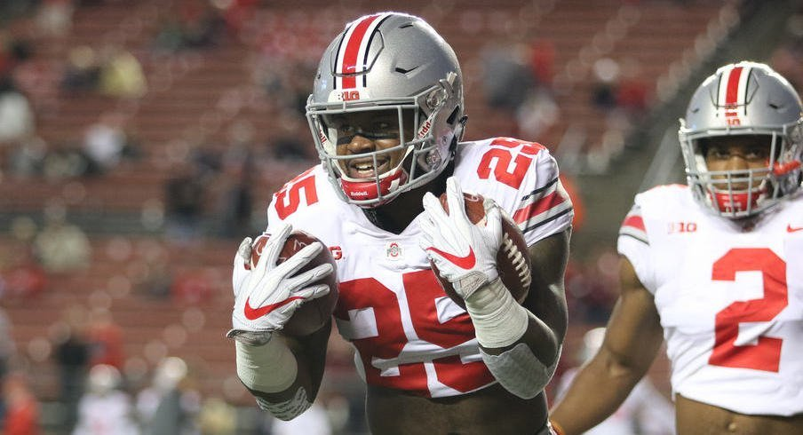 Mike Weber and J.K. Dobbins should be two of America's best in 2018.