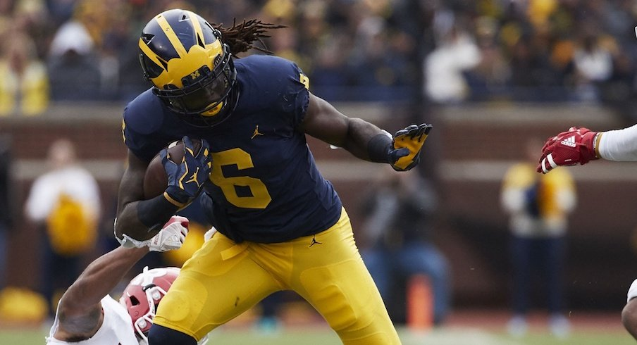 0bf809ea5a73 Former Top-Rated Ohio State Commit Kareem Walker Leaving Michigan ...