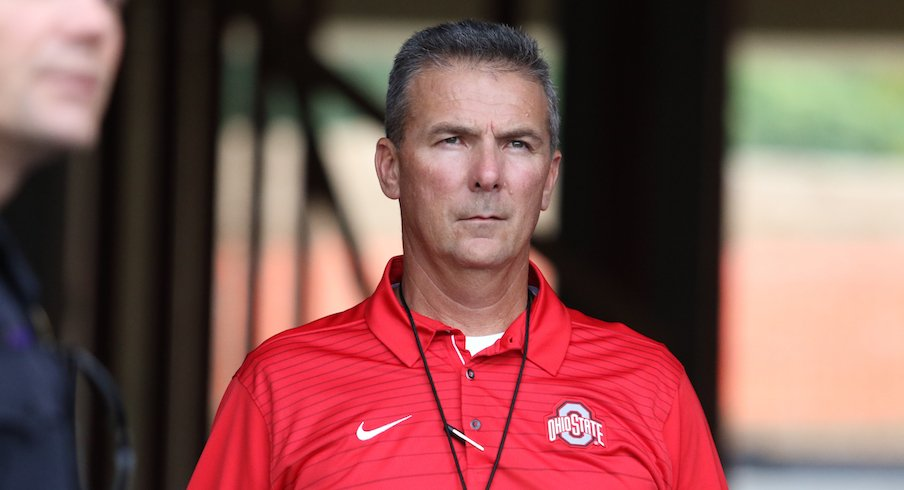 Urban Meyer was placed on paid administrative leave.