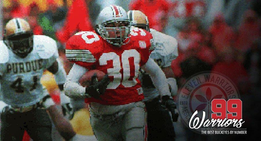 Greg Bellisari. 99 Warriors · OSU Football e3298cd1e