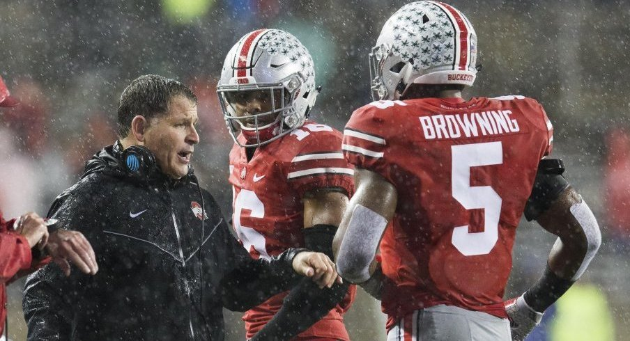 Greg Schiano needs Keandre Jones and Baron Browning to step up in 2018.