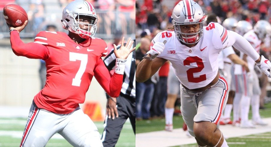 Dwayne Haskins, Chase Young