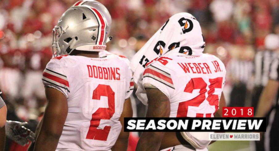 check out 570a7 57d0a 2018 Season Preview: J.K. Dobbins and Mike Weber Will Be a ...