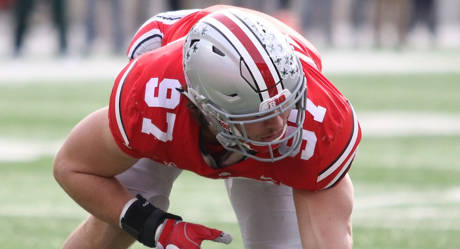 Nick Bosa named first team all-american.