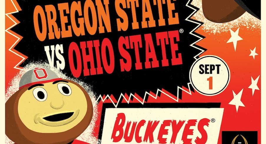 Marvel Comic Book Covers For Select Labor Day Weekend Games, Including Ohio State vs. Oregon ...