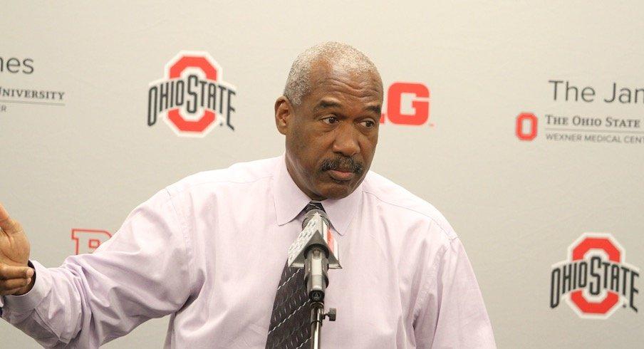 Ohio State suspends Gene Smith.