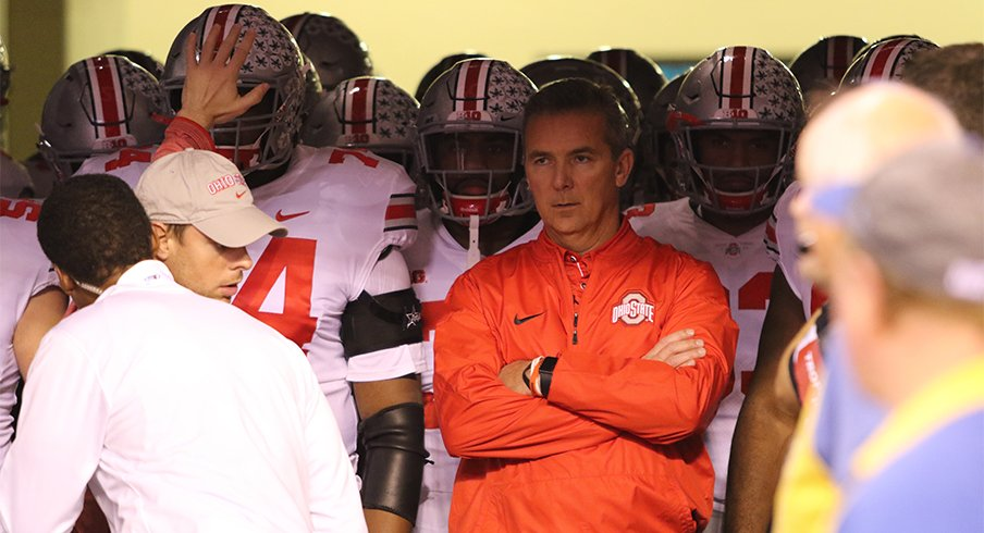 Following a long month, both of Urban Meyer's next great recruiting classes are holding steady.