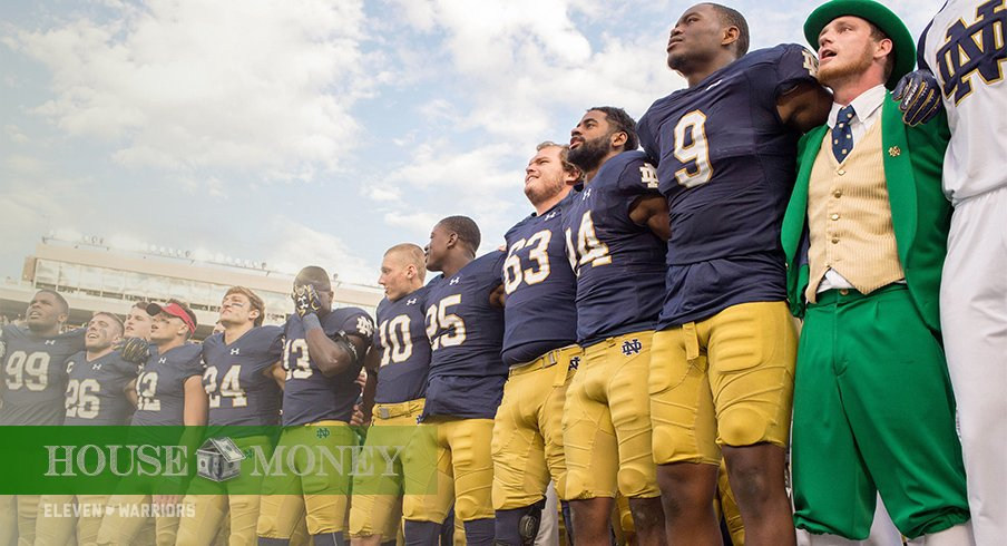 Notre Dame and Michigan will square off for the first time since 2014.