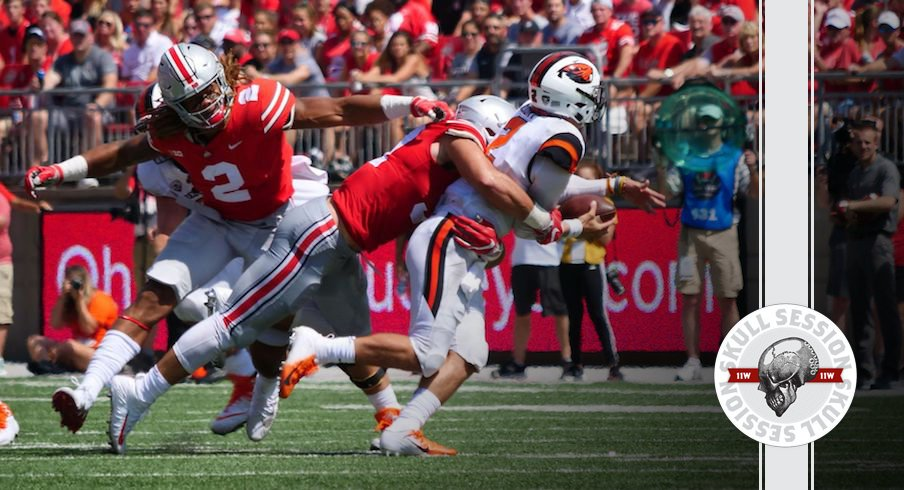 Chase Young and Nick Bosa eat the quarterback in today's Skull Session.