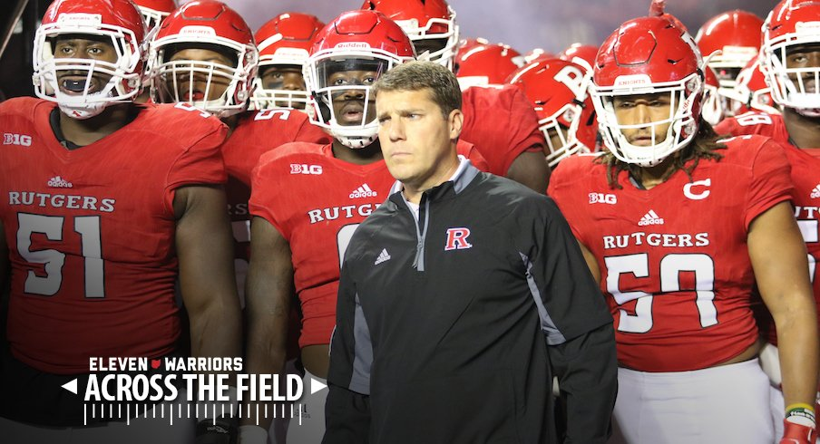 Chris Ash and the Rutgers Scarlet Knights