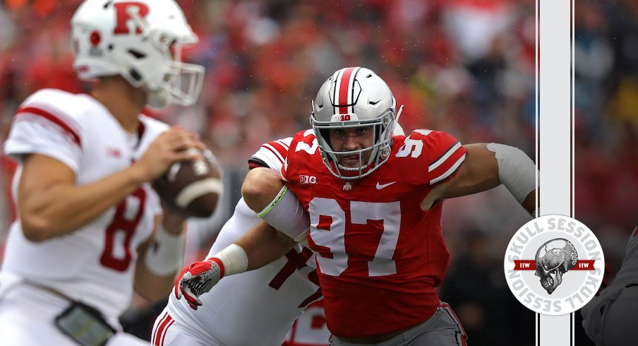 Nick Bosa is coming.