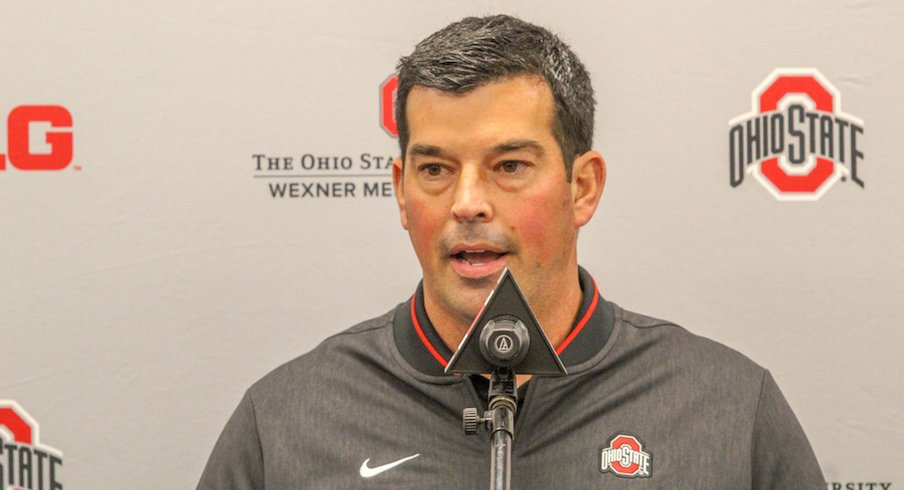 Ryan Day took his last turn on Urban Meyer's coaches show.