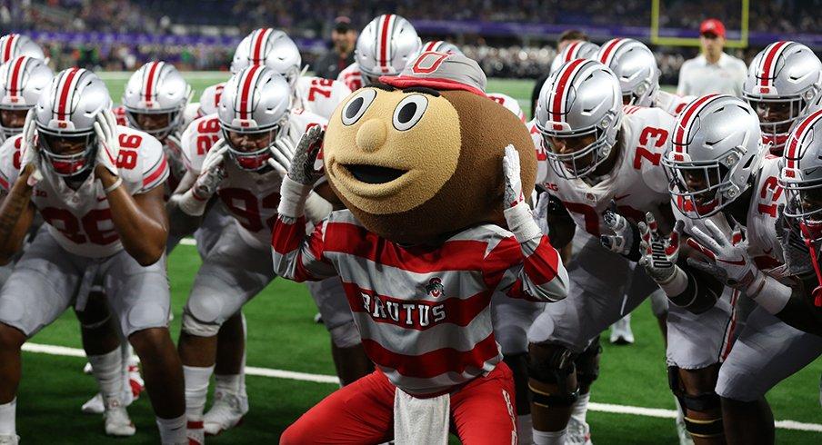 Brutus saw more action than the freshmen against TCU