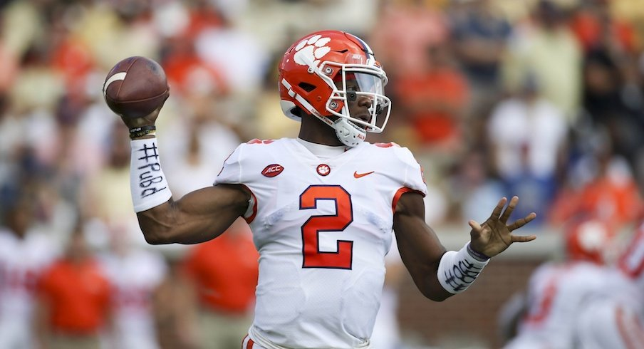 Kelly Bryant is transferring from Clemson.