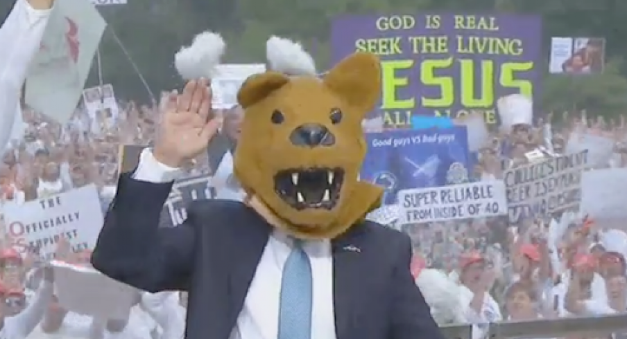 Corso Picked the Lions.
