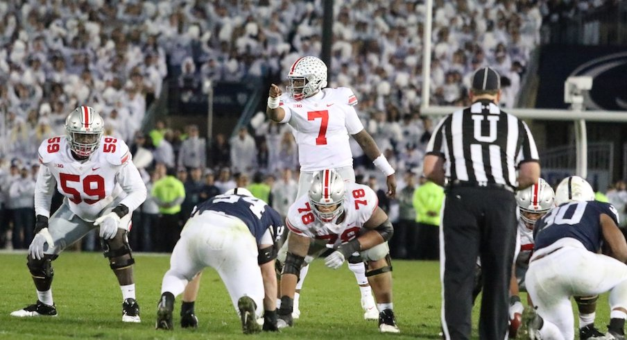 Dwayne Haskins Punches Out Penn State With Pair of Fourth ...